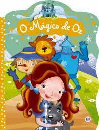 Livro O Magico De Oz Ciranda Cultural