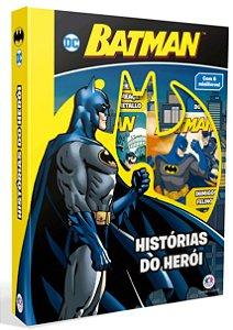MINIBOX BATMAN - HISTORIAS DO HEROI - 6 MINILIVROS CIRANDA CULTURAL