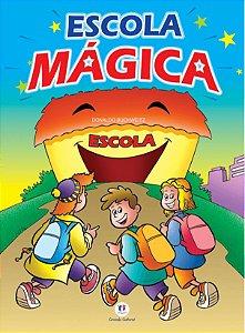 Livro Escola Magica Ciranda Cultural