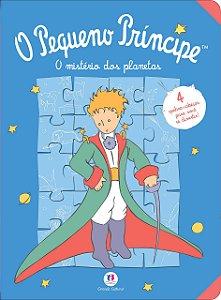 Livro Quebra Cabeça O Pequeno Principe - O Misterio Dos Planetas Ciranda Cultural