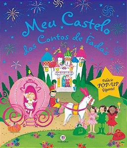 Livro Pop-Up Meu Castelo Dos Contos De Fada Ciranda Cultural