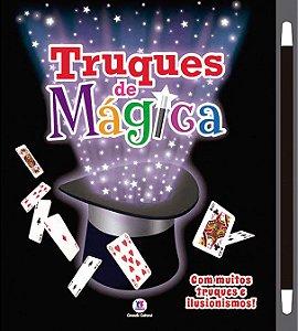 Livro Truques De Magica Ciranda Cultural