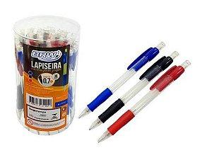 Lapiseira Plastica 0.7Mm Lp0701 Brw
