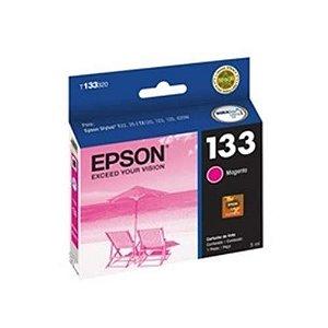 Cartucho De Impressora 133 Magenta Epson