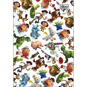 Caderno Brochura 1/4 80F Toy Story Capa Sortida Tilibra
