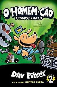 LIVRO O HOMEM-CAO - VOL. 2