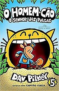 LIVRO O HOMEM-CAO - VOL. 5