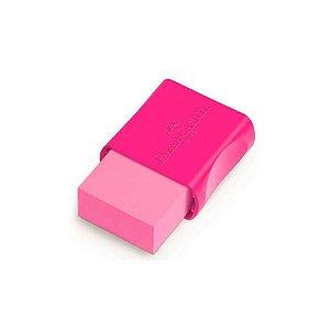 Borracha Fc Max Neon Rosa Faber Castell