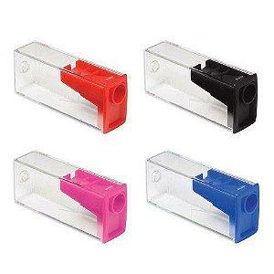 Apontador C/Deposito Faber-Castell
