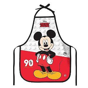 Avental Escolar Mickey Mouse 39X49Cm Dac