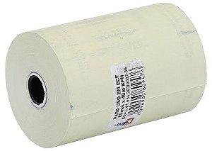 Bobina 1 Via Para Impressão Térmica 80Mmx40M Palha Kpr Silfer