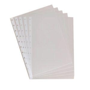 Bolsas Plasticas A4 Pct C/05 Unidades Caderno Inteligente