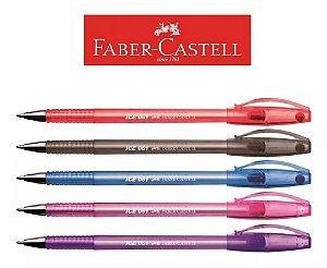 Caneta Esferográfica Ice 061 Faber Castell