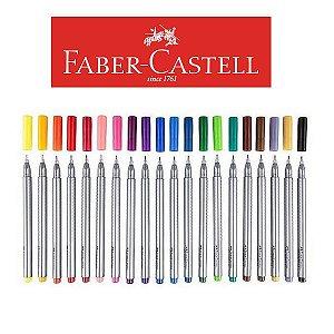 Caneta Grip Finepen 0.4Mm Und Faber Castell