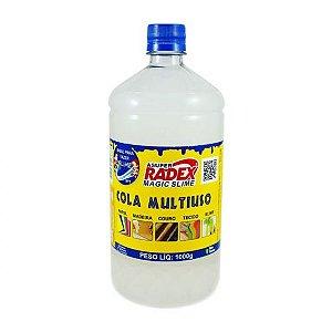 Cola Multiuso Transparente 1000G Radex