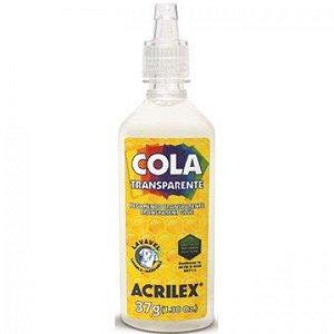 Cola Transparente 37G Acrilex