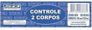 Controle 2 Corpos 100F São Domingos