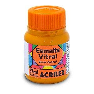 Esmalte Vitral 37Ml Amarelo Cadmio (536) Acrilex