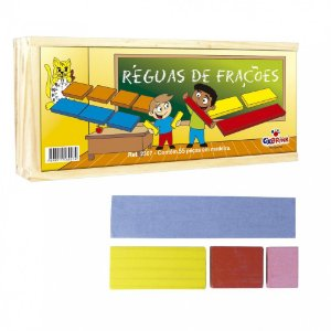 Jogo Regua De Fracoes Ciabrink