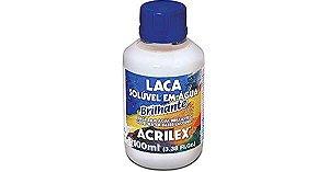 Laca Brilhante Solúvel Em Agua 100Ml Acrilex