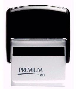 Carimbo Automatico Caixa Premium