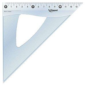 Esquadro 45° 21Cm Cristal Maped