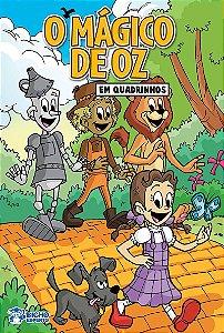 Livro Infantil Em Quadrinhos Rideel