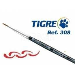 Pincel Tigre 308 Nº2