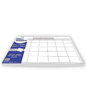 Refil Bloco Para Risque Rabisque Calendario 450X310Mm 12F Plastpark