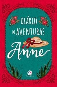 Livro Diario De Aventuras Anne Ciranda Cultural