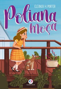 LIVRO POLIANA MOCA CIRANDA CULTURAL
