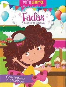 Minilivro Fadas - O Festival Da Amizade - Ciranda Cultural