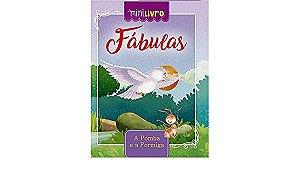 Minilivro Fabulas - A Pomba E A Formiga - Ciranda Cultural