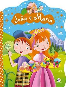 Livro Recortado Com Glitter Joao E Maria Ciranda Cultural