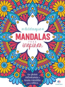 LIVRO MANDALAS PARA INSPIRAR CIRANDA CULTURAL