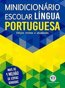Minidicionario Escolar Lingua Portuguesa Ciranda Cultural