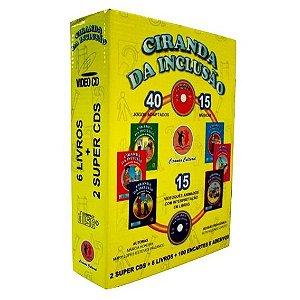 Box Ciranda Da Inclusao Ciranda Cultural