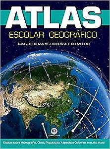 Atlas Escolar Geografico 2017 48P Ciranda Cultural