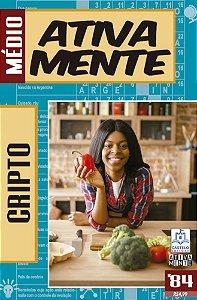Revista Cripto Hora Do Cha 84 Medio Ciranda Cultural