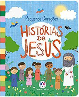 Livro Histórias de Jesus Ciranda Cultural