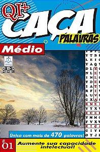 Revista Caca Palavras Qi 01 Medio Ciranda Cultural