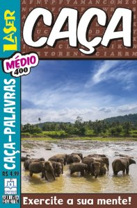 Revista Caca Palavras Laser 400 Medio Ciranda Cultural