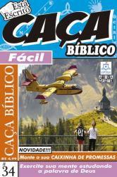 Revista Caca Palavras Biblico 34 Facil Ciranda Cultural