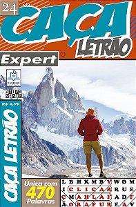 Revista Caça Palavras Letrao 24 Expert Ciranda Cultural