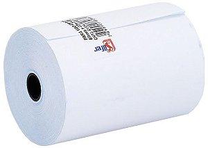 Bobina 1 Via Para Impressao Termica Branca 80Mmx40M 44G Kph Silfer