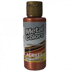 Tinta Metal Colors 60mL Cobre (534) Acrilex