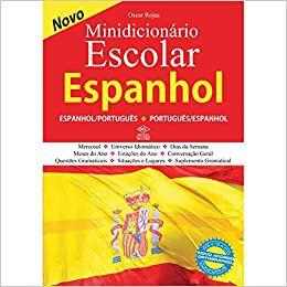 Minidicionario Escolar Espanhol/Portugues Dcl