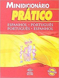 Minidicionario Pratico Espanhol/Portugues Dcl
