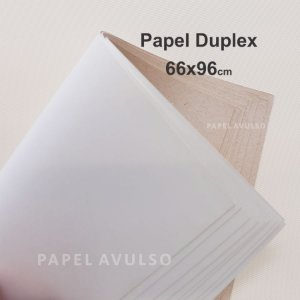 Papel Duplex 250G 66X96Cm Und