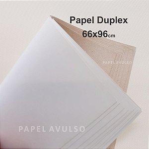 Papel Duplex 350G 66X96Cm Und